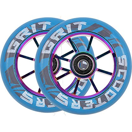 Grit 100mm 8 Spoke Scooter Wheel