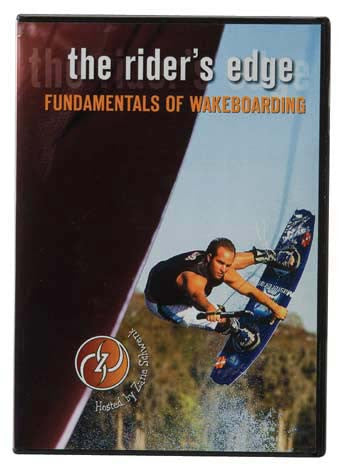 """Fundamentals of Wakeboarding"" DVD"