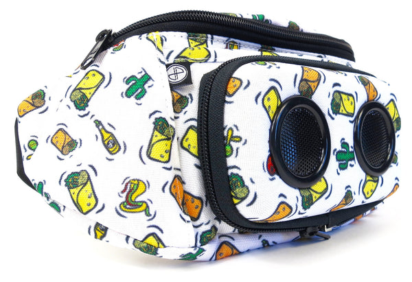 TEAM BURRITO by Joey Brezinski Bluetooth Fanny Pack