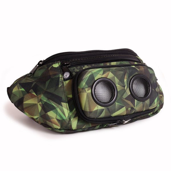 Dylan Thompson GEO-CAMO Fanny Pack