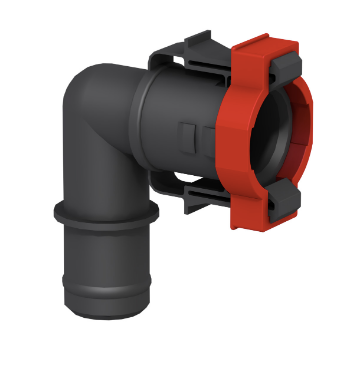 FLOW-RITE 3/4 ELBOW QUICK CONNECT SOCKET