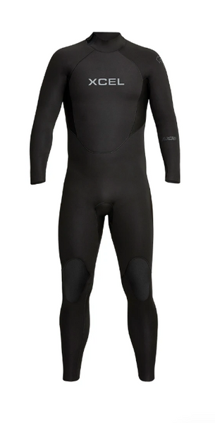 AXIS BACK ZIP 4/3MM FULL WETSUIT