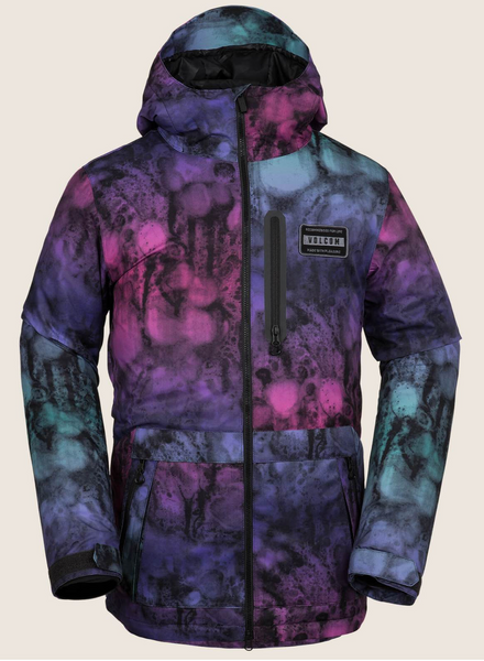 Analyzer Insulated Jacket