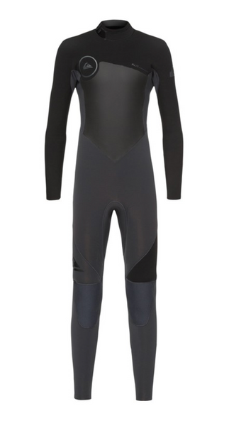 Boy's 3/2mm Syncro Back Zip Wetsuit