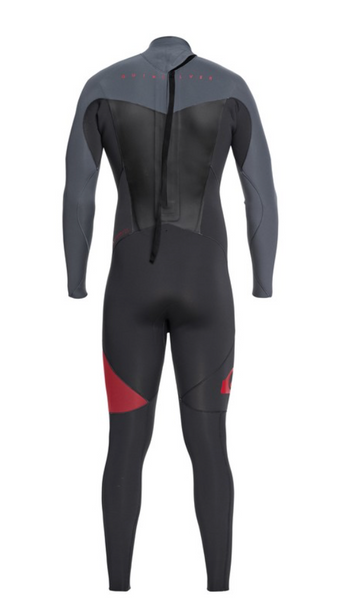 Men's 3/2mm Syncro Series Back Zip Wetsuit