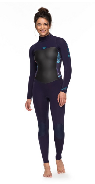 Women's 3/2mm Syncro Series Back Zip Wetsuit