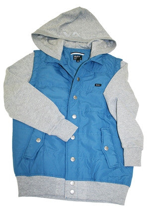 Kids Puffer Fleece