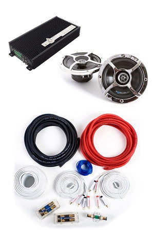 In-Boat Pro Audio Kit