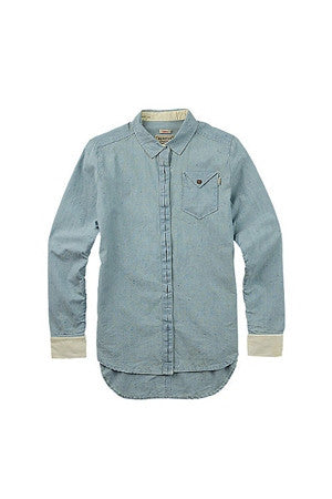 Bristol Long Sleeve Woven Shirt