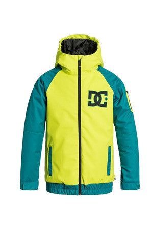 Boys Troop Snow Jacket