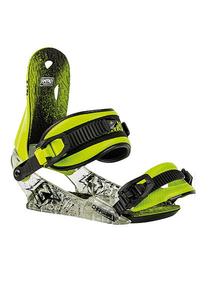 Charger Youth Package Bindings