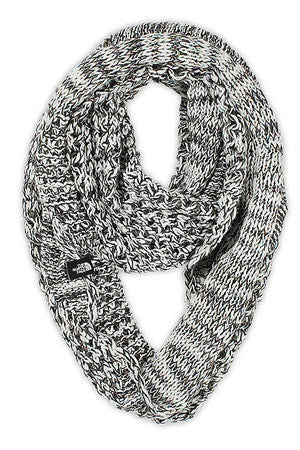 Women's Knitted Club Scarf