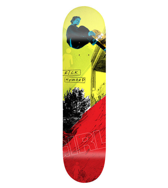 Girl Howard 20/20 Deck
