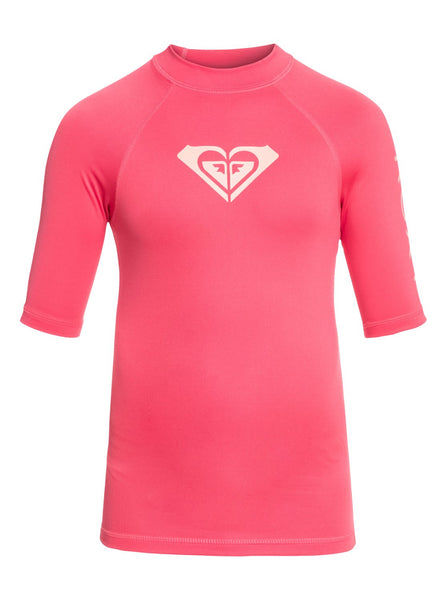 Girls Whole Hearted Short Sleeve