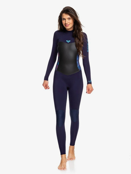 4/3mm Syncro Series Back Zip GBS Wetsuit