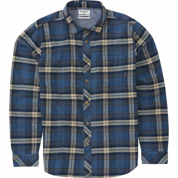 Coastline Long Sleeve Flannel