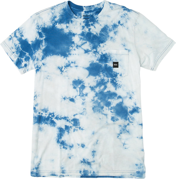 Destroy Tie Dye Knit Shirt