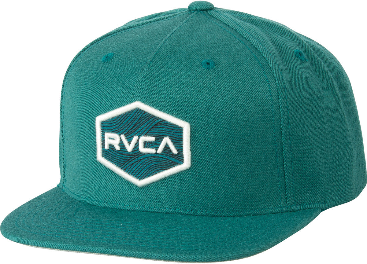 timeless design 0184e 1cb8c RVCA Commonwealth Snapback - BS The Board Shop