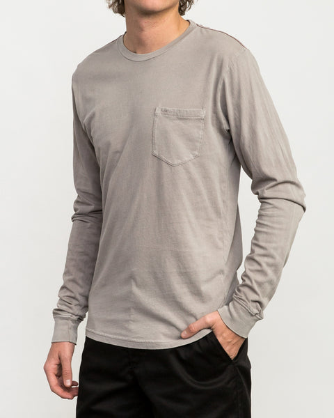 PTC Pigment Long Sleeve