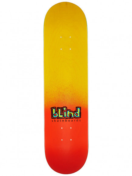 Blind OG Spray Fade Deck 8.0