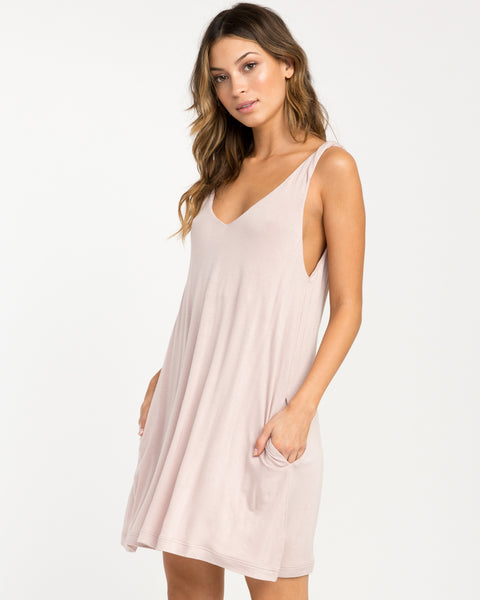 Chances Knit Tank Dress
