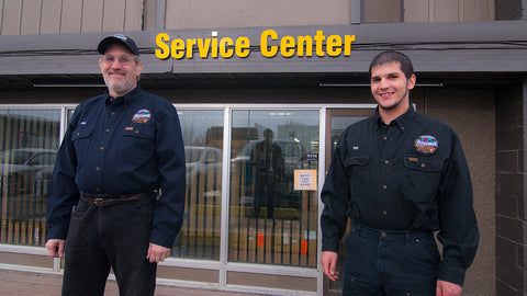 Alaska Butcher Equipment Service Department