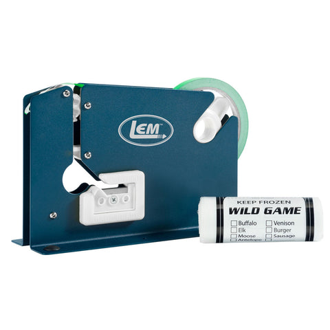LEM POLY BAG TAPE MACHINE