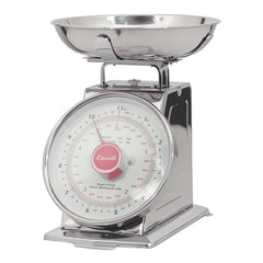 SM STAINLESS STEEL SPRING SCALE 11LB