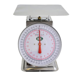 LEM Stainless Steel Spring Scale 44LB