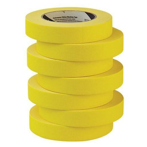 YELLOW FREEZER TAPE SINGLE