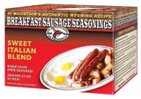 SWEET ITALIAN BREAKFAST SAUSAGE