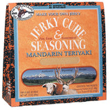 Mandarin Teriyaki Jerky Seasoning