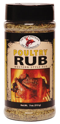 POULTRY RUB SEASONING