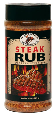 STEAK RUB SEASONING