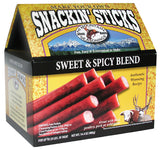Sweet and Spicy Snack Stick Seasoning