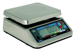 YAMATO STAINLESS STEEL DIGITAL SCALE 22LB MODEL PPC-300WP-22