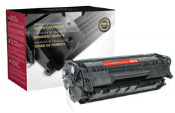 CIG Remanufactured MICR Toner Cartridge for HP Q2612A (HP 12A), TROY 02-81132-001