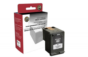 CIG Remanufactured Black Ink Cartridge for HP CC640WN (HP 60)