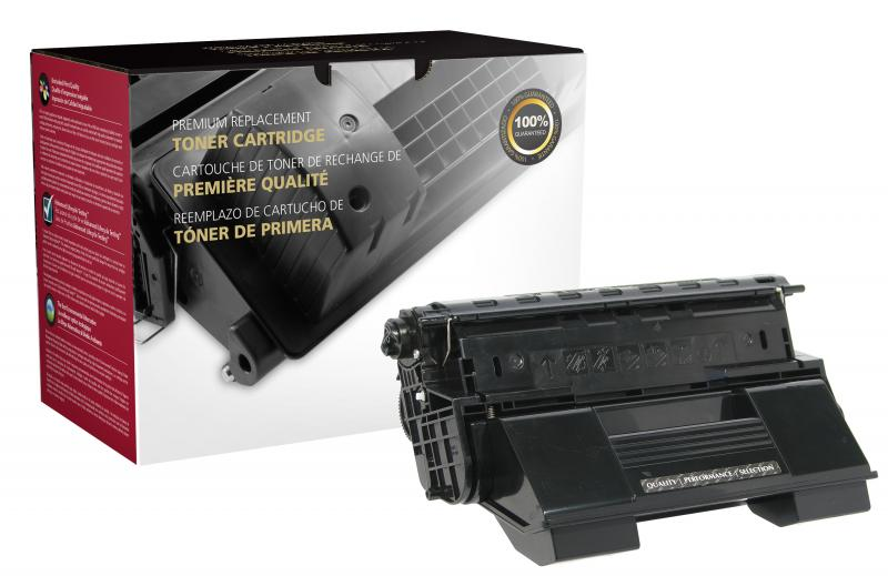 CIG Remanufactured High Yield Toner Cartridge for Xerox 113R00712/113R00711