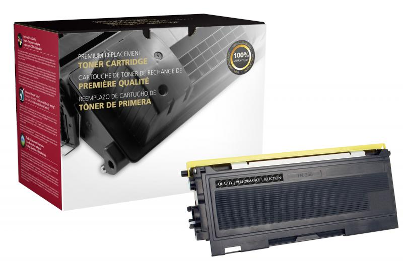 CIG Remanufactured Toner Cartridge for Brother TN350