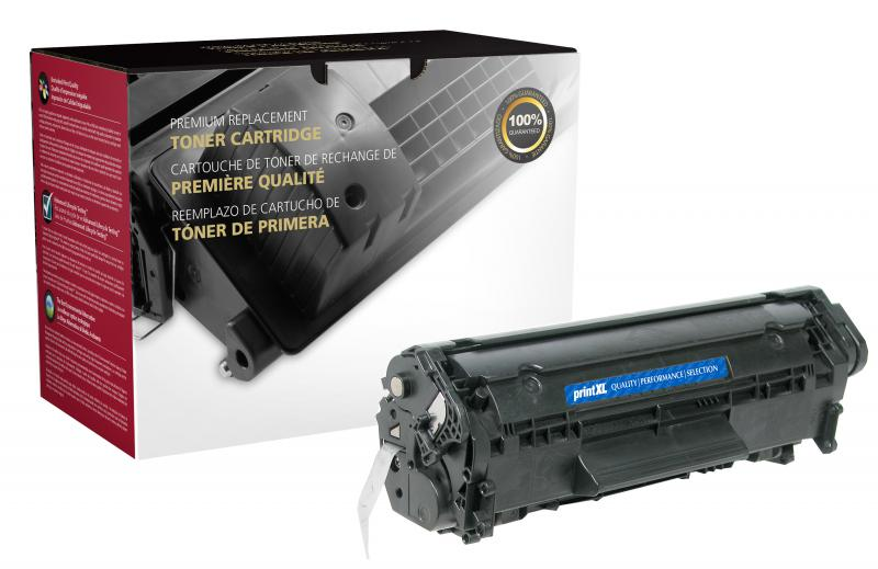 CIG Remanufactured Extended Yield Toner Cartridge for HP Q2612A (HP 12A)