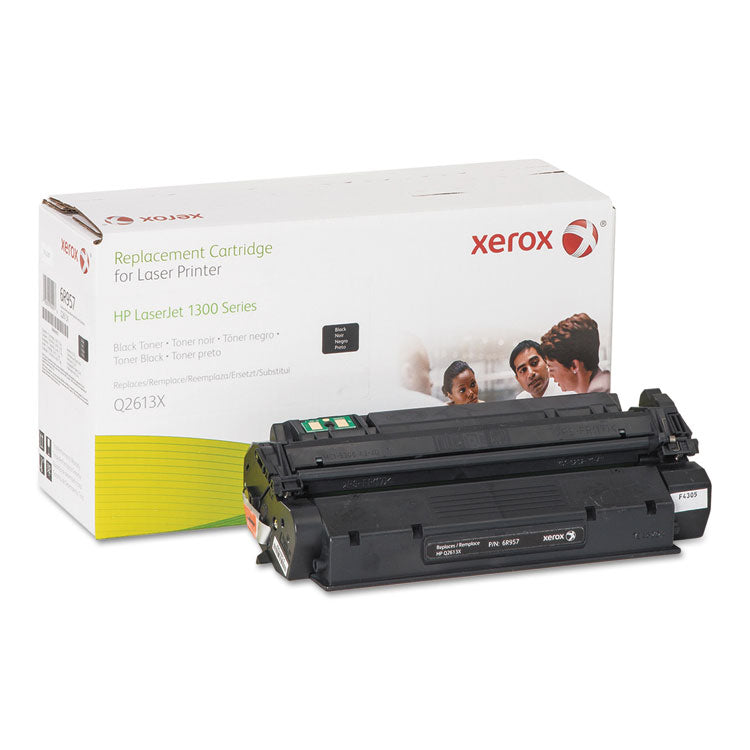 006R00957 Replacement High-Yield Toner for Q2613X (13X), Black