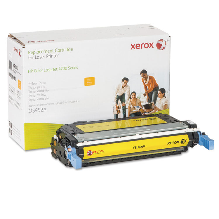 006R01332 Replacement Toner for Q5952A (643A), Yellow