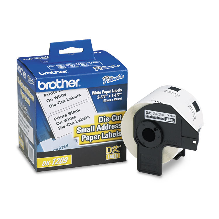 Brother 2-3/7 x 1-1/5 Address Label
