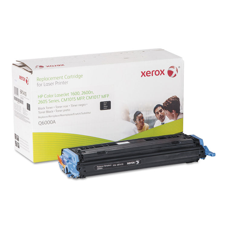 006R01410 Replacement Toner for Q6000A (124A), Black