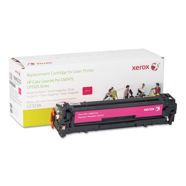 106R02222 Replacement Toner for CE323A (128A), Magenta