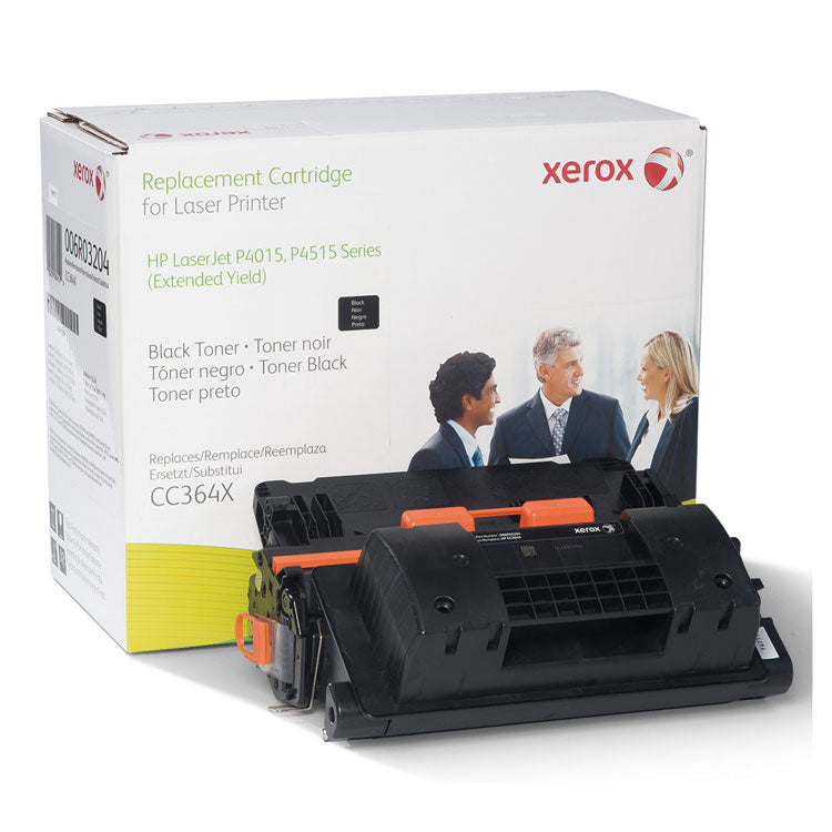006R03204 Remanufactured CC364X (64X) Extended-Yield Toner, Black