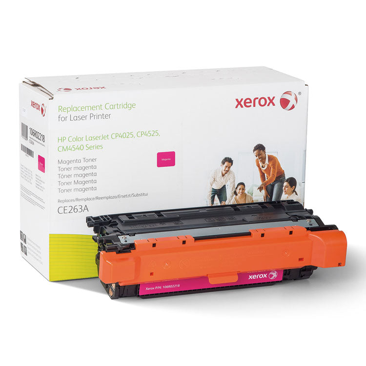 106R02218 Replacement Toner for CE263A (648A), Magenta