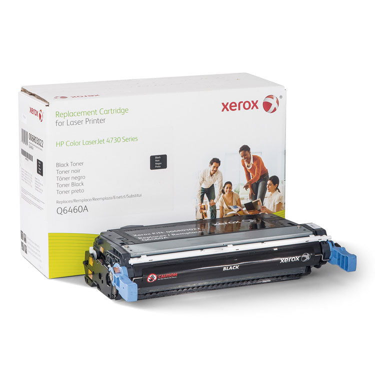 006R03022 Replacement Toner for Q6460A (644A), Black