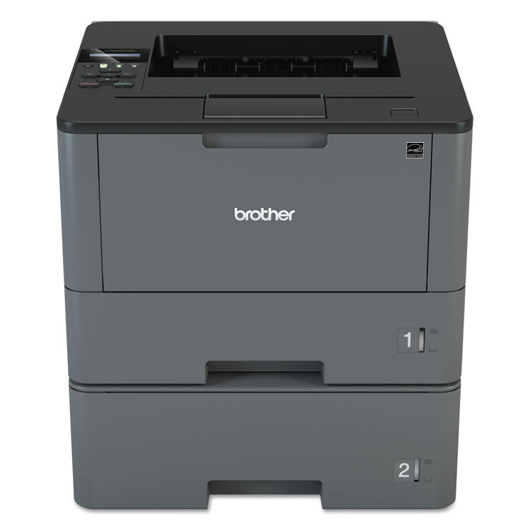 Brother HL-L5200DWT Business Laser Printer with Wireless Networking, Duplex Printing, Brother HLL5200DWT
